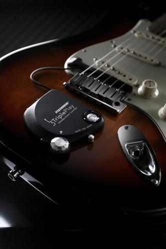 Fishman S New Tripleplay Wireless Midi Controller