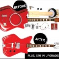 Guitar Kits USA Kickstarter